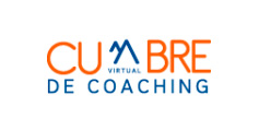 Logo cumbre virtual de coaching
