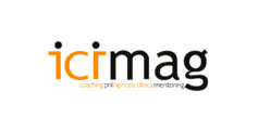 Logo Icimag, revista digital