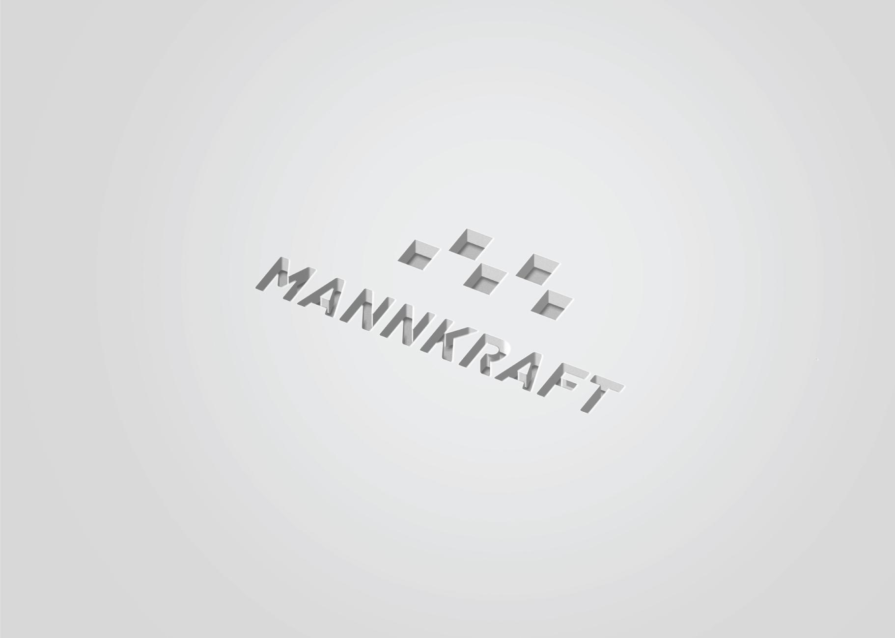 Mannkraft, nuevo logo diseñado por CHAN!